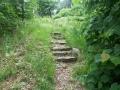 noch eine alte Steiganlage