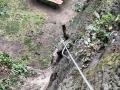 Einstieg Schäferwand