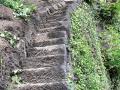 Klettersteig unterer Teil
