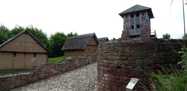 Tilleda - Königspfalz