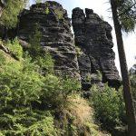 Castello und Burgener Turm