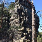 Rabentürmchen mit Kletterweg 'Sagenhafte Kante'