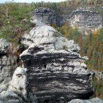 Flügelwandblick über den Beckstein