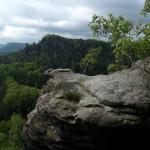 Gipfelblick vom Großen Bärenstein