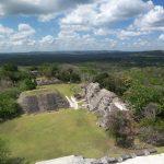 Blick vom Gipfelplateau des Castellos