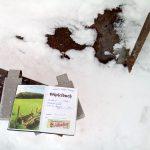 Biwakkuppe Gipfelbuch