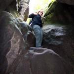 Riegelhofstiege downhill