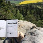 Thürmsdorfer Stein - Gipfel - Copyright: Wolfgang H.