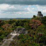 Tikal - riesige Maya Ruinenstadt in Guatemala