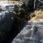 Zugang Romantikerweg
