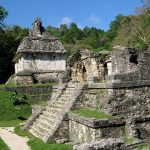 Mayastadt Palenque in Mexiko