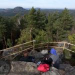 Aussicht Spitzstein