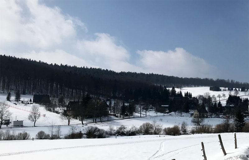 Skigebiet Rehefeld