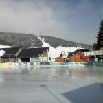 Eisbahn in Oberwiesenthal