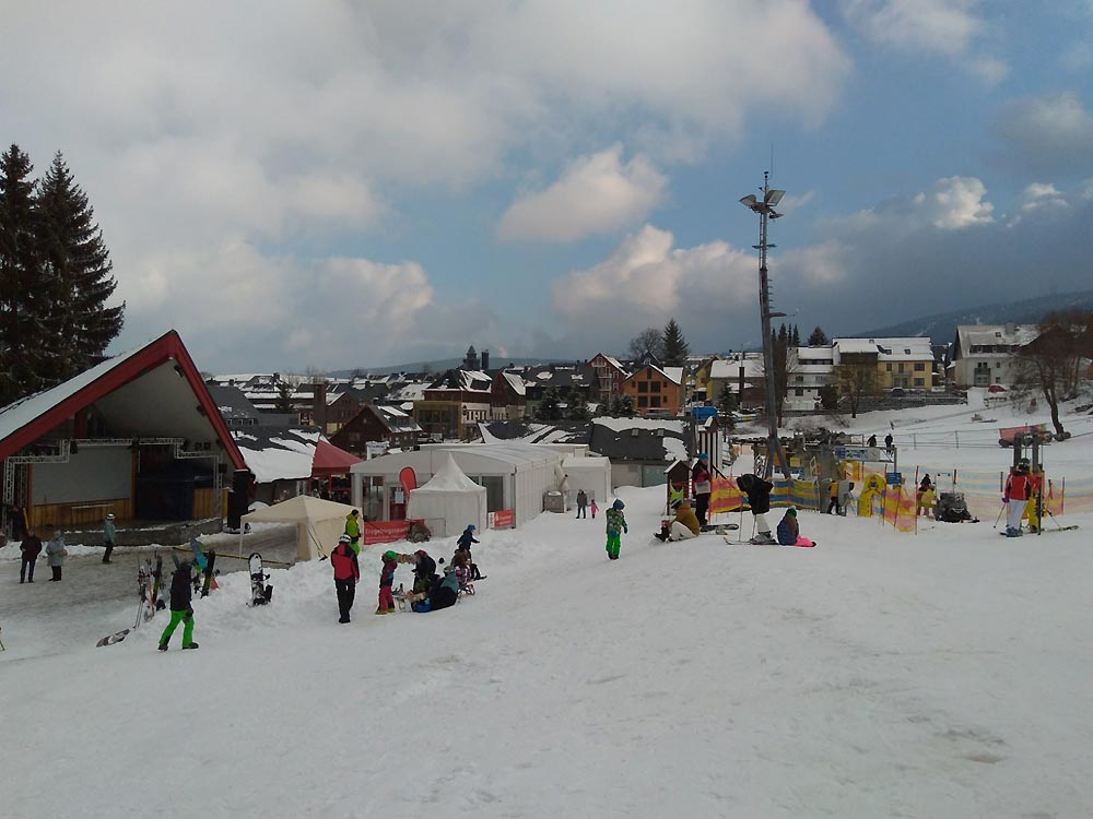 Oberwiesenthal am 08.03.2020