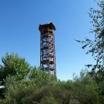 Aussichtsturm auf dem Haselberg