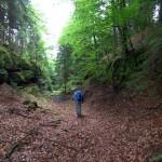 Durchgang am Zätzschenhorn