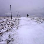 Kaum Schnee am Stürmer