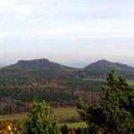 Aussicht vom Spitzstein
