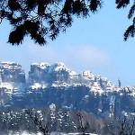 Aussichtspunkt Kleine Bastei