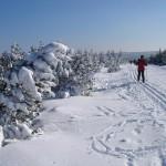 Skitour Osterzgebirgskamm