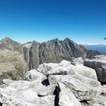 Gipfelblick Schlagendorfer Spitze