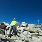 Gipfel Schlagendorfer Spitze