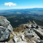 Gipfelblick nach Strske Pleso