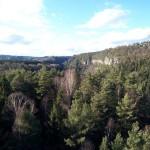 Aussicht Fritschenstein