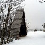 Gipfel des Kahlebergs am 10.02.2018