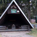 Schutzhütte am Grenzadler in Oberhof