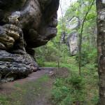 Abstieg Rauenstein