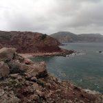 Küstenwanderung bei Nurra