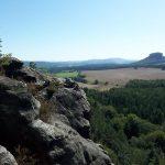 Blick vom Großen Bärenstein