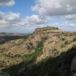 Tafelberge bei Thiesi