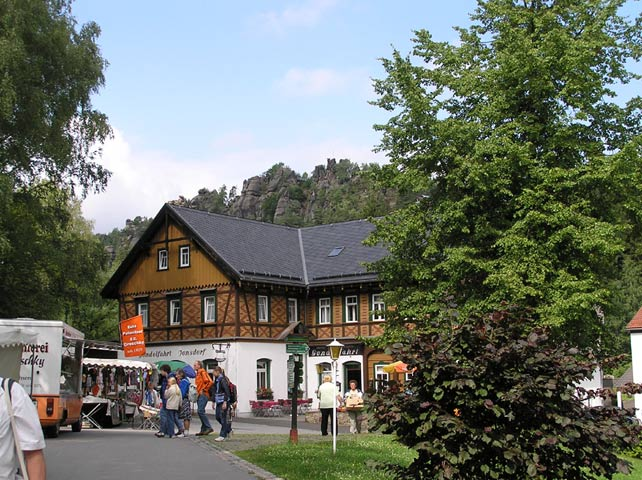 Klettersteig Jonsdorf : Zittauer gebirge klettersteig am nonnenfelsen in jonsdorf